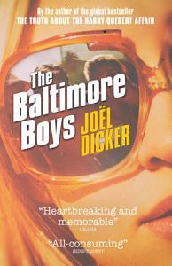 The Baltimore Boys PDF