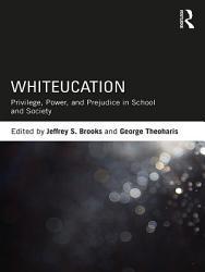 Whiteucation Book PDF