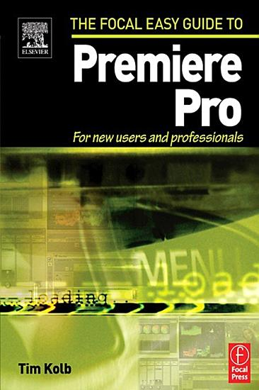 Focal Easy Guide to Premiere Pro PDF