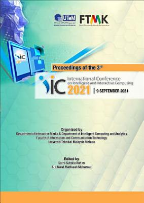 Proceedings of the 3rd International Conference on Intelligent and Interactive Computing 2021 PDF