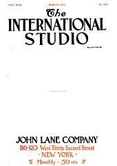 The International Studio: Volume 49