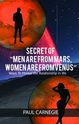Secrets Of Men Are From Mars Women Are From Venus  PDF