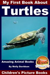 My First Book About Turtles - Amazing Animal Books - Children's Picture Books