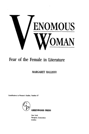 Venomous Woman