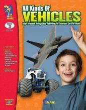 All Kinds of Vehicles Gr  3 PDF