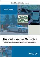 Hybrid Electric Vehicles PDF