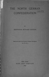 The North German Confederation