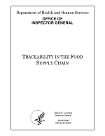 Traceability in the Food Supply Chain