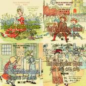 06 - The Old Mother Goose, 4-Volume Set (Simplified Chinese): 老鹅妈妈(四册)(简体)