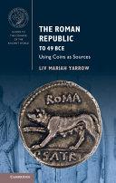 The Roman Republic to 49 BCE