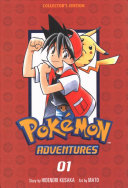 Pokémon Adventures Collector's Edition, Vol. 1
