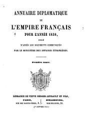 Annuaire diplomatique et consulaire de la République Française: Volume1