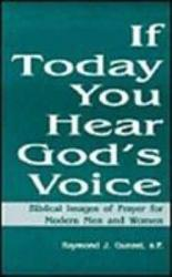If Today You Hear God S Voice Book PDF