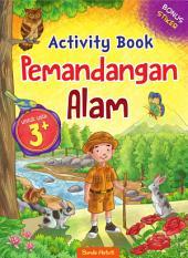 Activity Book: Pemandangan Alam
