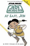 At Last  Jedi  Star Wars  Jedi Academy  Book 9