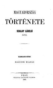Magyarország története: 3. kötet