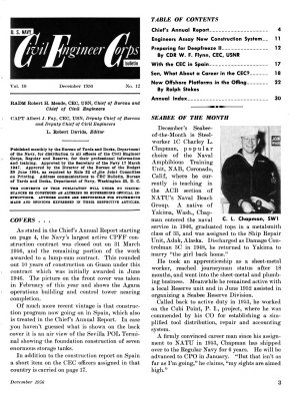 U S  Navy Civil Engineer Corps Bulletin PDF