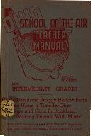 Teachers  Manual for Intermediate Grades PDF