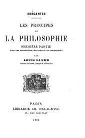 Les principes de la philosophie: Première partie