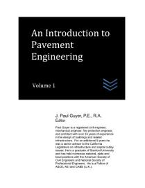An Introduction to Pavement Engineering  Volume 1 PDF