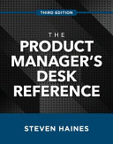 The Product Manager s Desk Reference 3E PDF