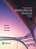 Fundamentals of Multinational Finance  Student Value Edition PDF