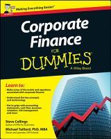 Corporate Finance for Dummies PDF