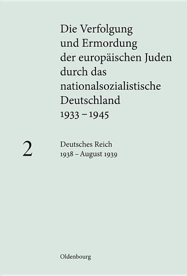 Deutsches Reich 1938   August 1939 PDF
