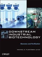 Downstream Industrial Biotechnology PDF