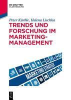 Trends und Forschung im Marketingmanagement PDF