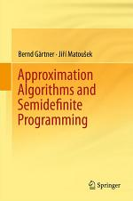Approximation Algorithms and Semidefinite Programming