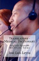 Translators - Medical Dictionary