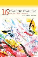 Sixteen Teachers Teaching PDF