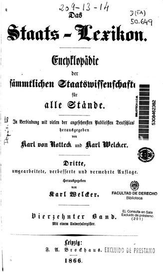 Das Staats Lexikon  Bd PDF