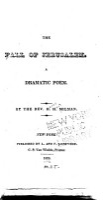 The Fall of Jerusalem PDF