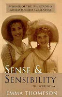 Jane Austen S Sense Sensibility