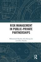 Risk Management in Public Private Partnerships PDF