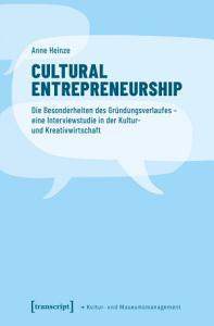 Cultural Entrepreneurship PDF