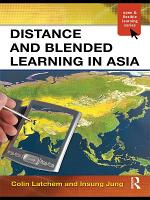 Distance and Blended Learning in Asia PDF