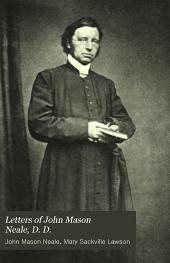 Letters of John Mason Neale: Part 4