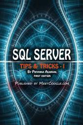 SQL Server: Tips and Tricks I