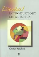 Essential Introductory Linguistics PDF