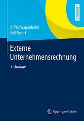 Externe Unternehmensrechnung: Ausgabe 3