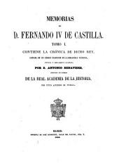 Crónica de dicho rey, copiada de un códice existente en la Biblioteca nacional