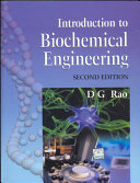 Introduction to Biochemical Engineering PDF