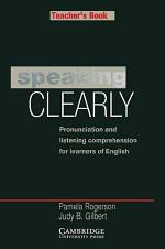 Speaking Clearly Teacher's Book