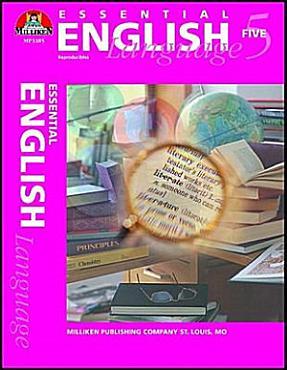 Essential English   Grade 5 PDF