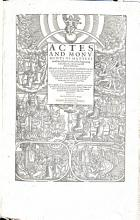 Actes and Monuments of Matters Most Speciall and Memorable  Happening in the Church  with an Vniuersall Historie of the Same PDF