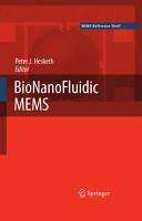 BioNanoFluidic MEMS PDF