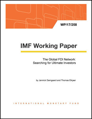 The Global FDI Network  Searching for Ultimate Investors